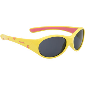 Alpina Flexxy Girl Glasses yellow-rose